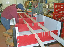 custom bus work assembly manufacturing