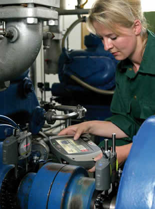laser alignment technician