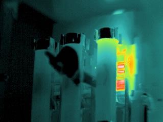 ifrared thermography fuse testing